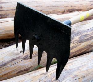 Mcleod head with bolt