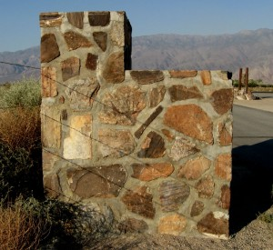 Manzanar Stonework
