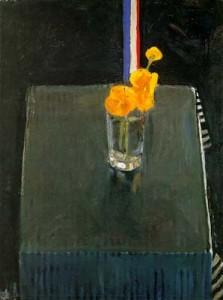 Poppies by Richard Diebenkorn