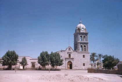 Mission Loreto in 1957