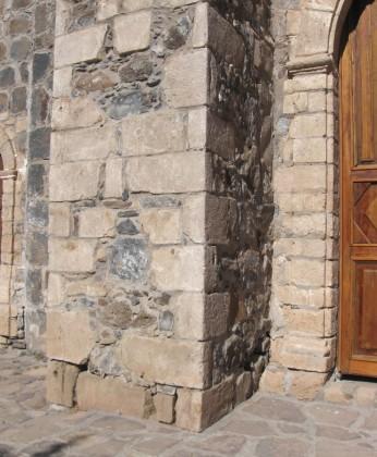 Limestone and Basalt