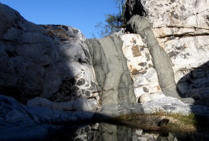 Sierra de la Laguna Granite