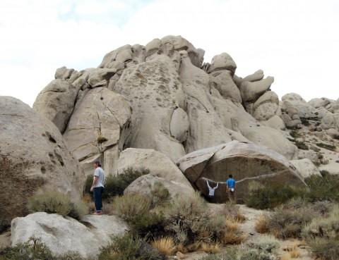 The Ironman Boulder