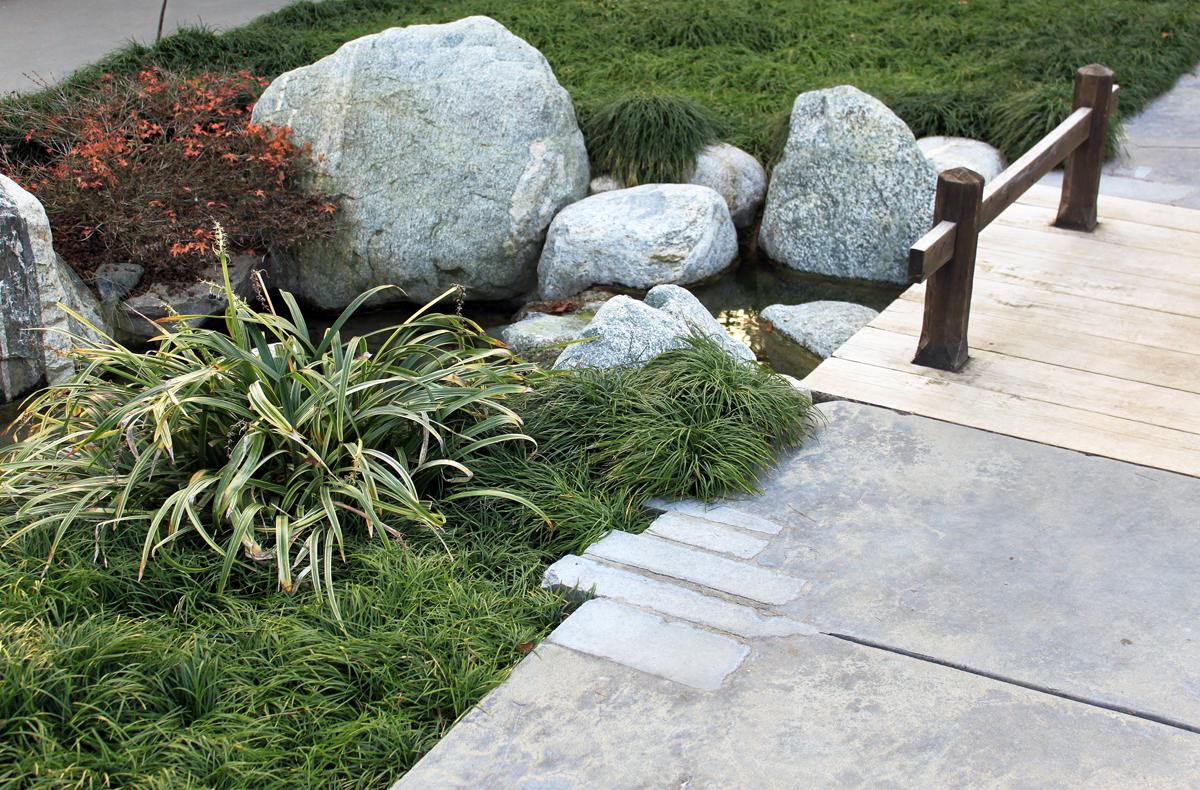 Drystonegarden blog archive the huntington japanese garden for Japanese garden with rocks