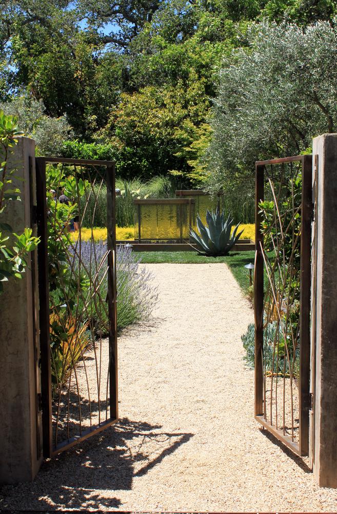 Drystonegarden Blog Archive Garden Conservancy Open Days In Marin